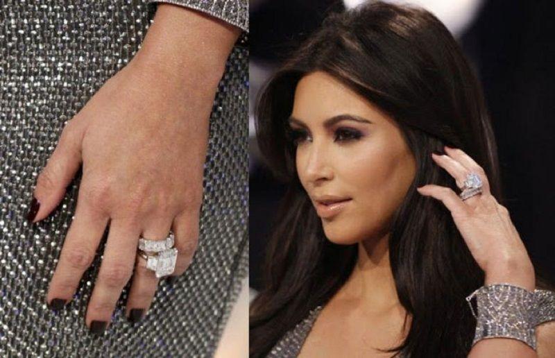 Tektaş Modelleri Kim Kardashian