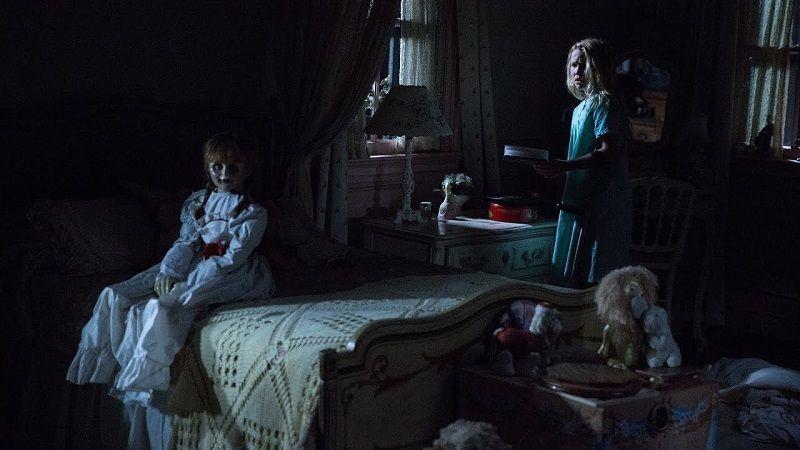 Vizyondaki Filmler Annabelle