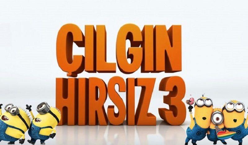 Vizyondaki Filmler Çılgın Hırsız 3