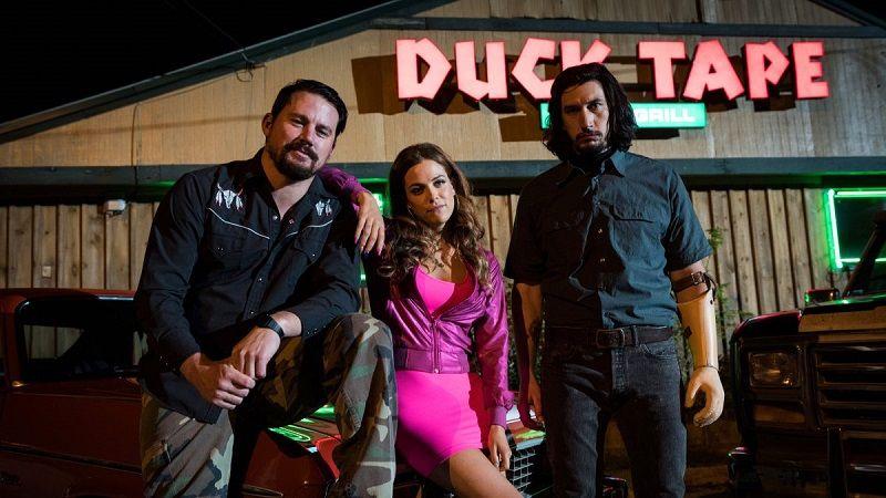 Vizyondaki Filmler Şanslı Logan