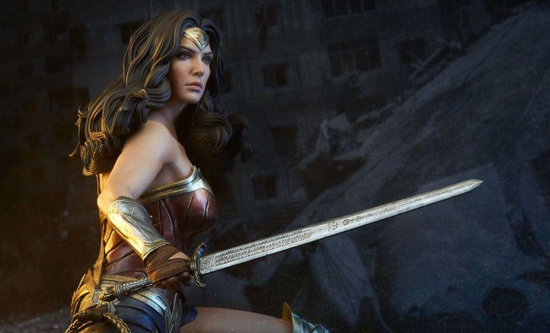Vizyondaki Filmler Wonder Woman