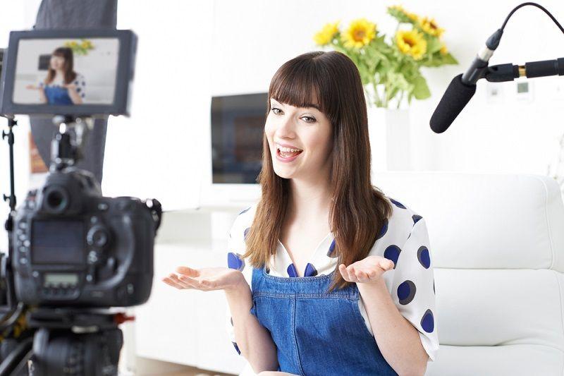 Vlog Kamerası