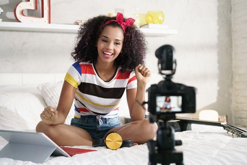 Vlogger Kamerası