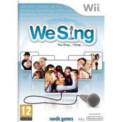 Wii Oyunları We Sing