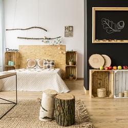 Yatak Odası Dekorasyonu Aksesuar