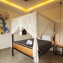 Yatak Odası Dekorasyonu Cibinlik