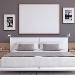 Yatak Odası Dekorasyonu Duvar