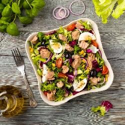 Yaz Yemekleri Salatalar
