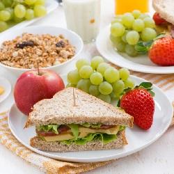 Yaz Yemekleri Sandviç