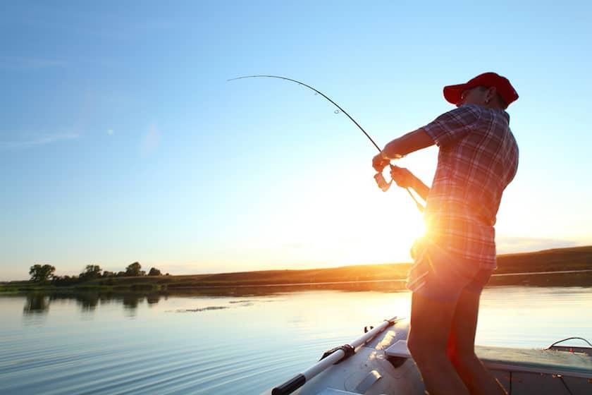 Olta ile Balık Avlama