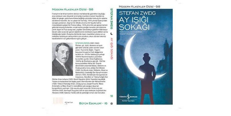 Yeni Çıkan Kitaplar Ay Işığı Sokkağı