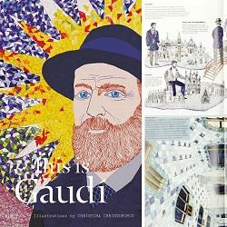 Yeni Çıkan Kitaplar İşte Gaudi