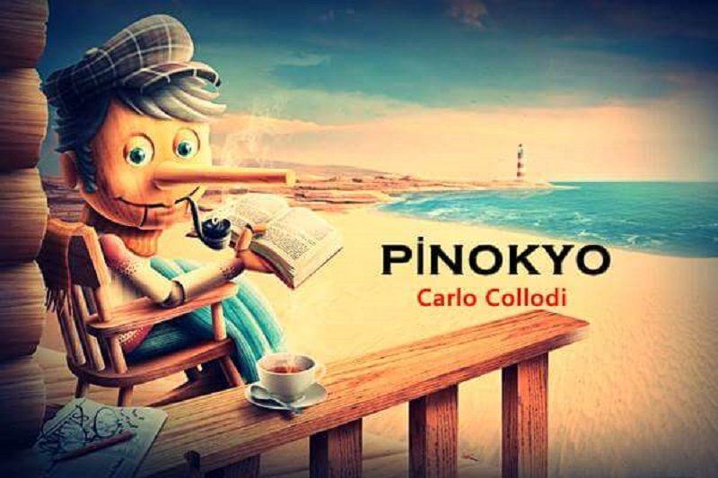 Yeni Çıkan Kitaplar Pinokyo