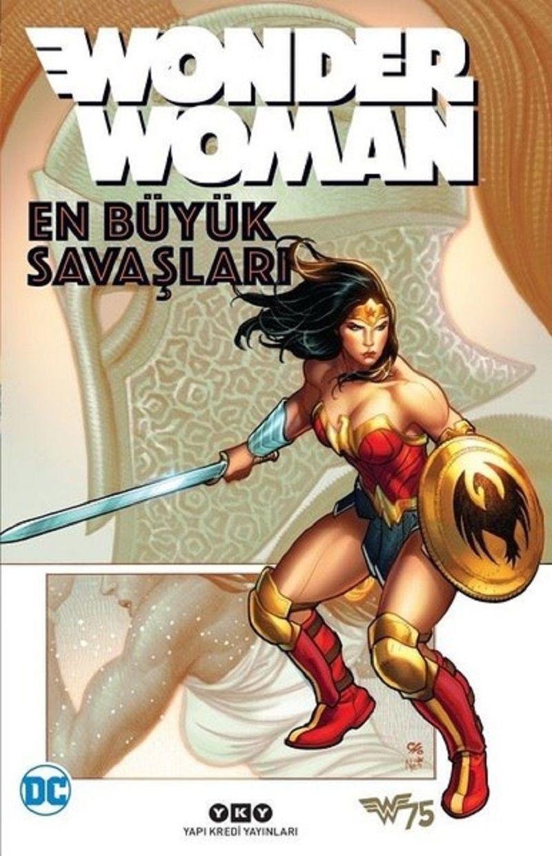 Yeni Çıkan Kitaplar Wonder Woman