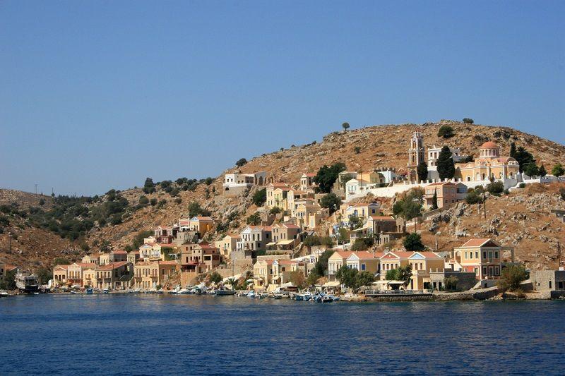 Yunan Adaları Sömbeki
