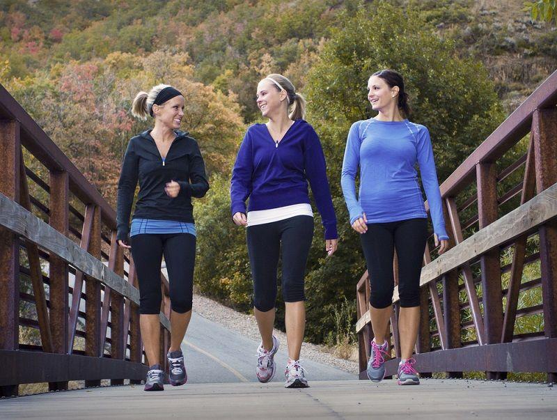 Yürümek Yürümenin Yararları