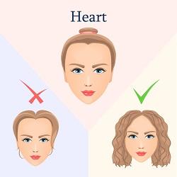 Yüz Şekline Göre Gözlük Kalp