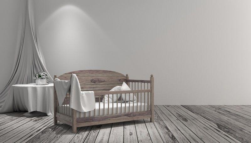Bebek Yatağı Karyola