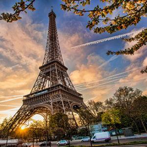 Aşıklar şehri Paris!
