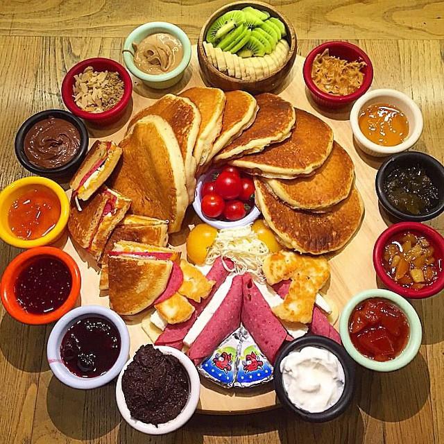 Munchies Crepe Pancake