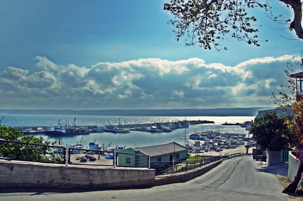 Rum Balıkçı Köyü