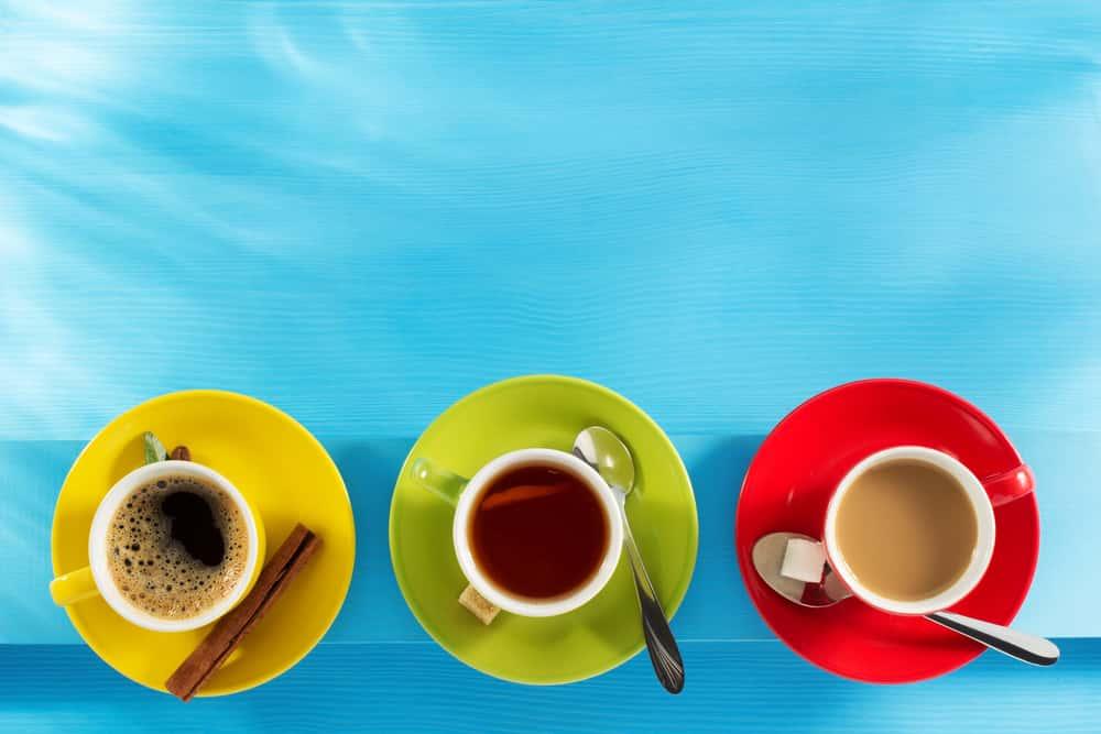Çay ve Kahve İçin