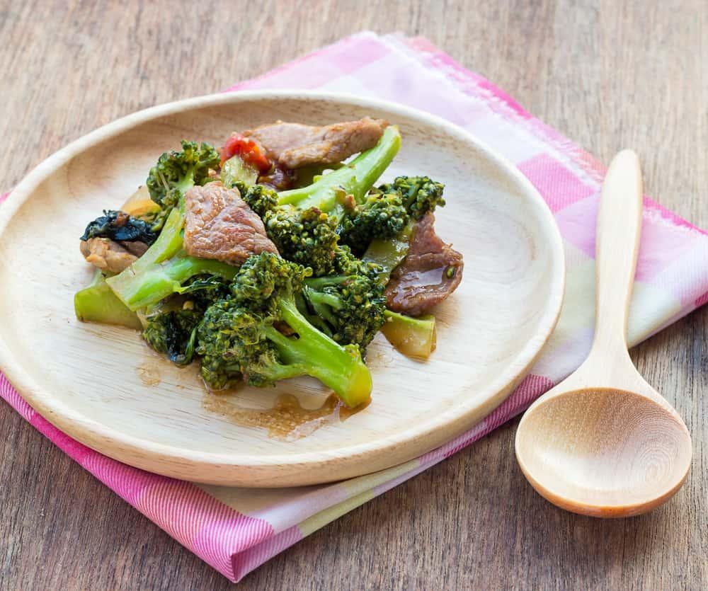 Sebze ve Et Yiyin
