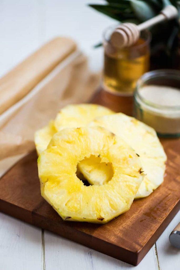 Ananas Peelingi