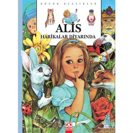 Alis Harikalar Diyarında Kitapları