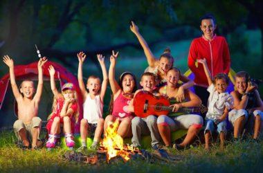 Çocuk Kampları