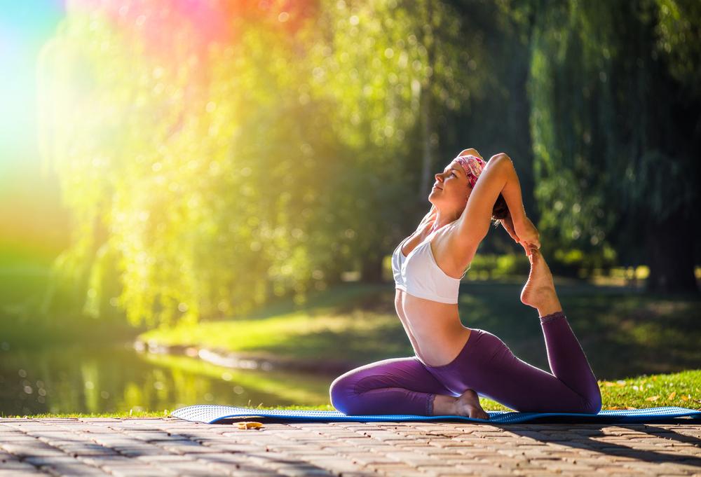 Фото детская йога для младенцев с одного года до 6 лет
