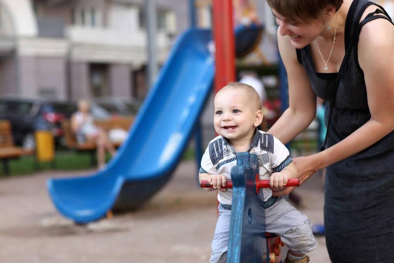 Bebek Oyun Parkı