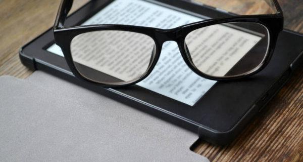 E-kitap okuyucu