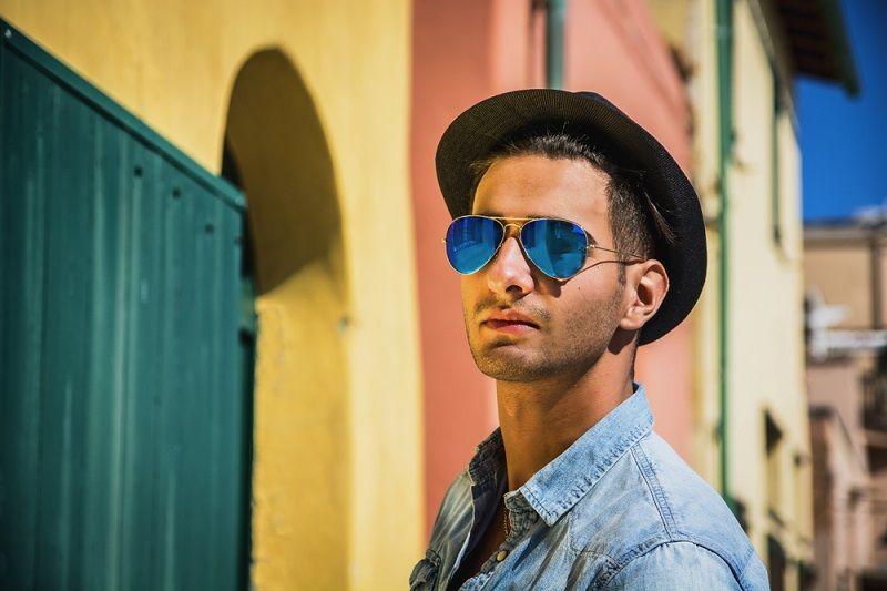 Erkek Güneş Gözlüğü Modelleri Damla