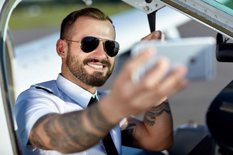 Erkek Güneş Gözlüğü Modelleri Pilot