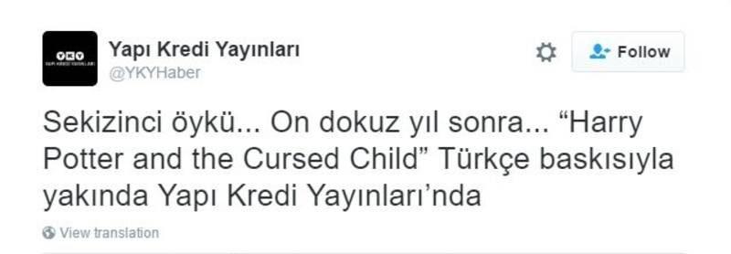 YKY Yayınları