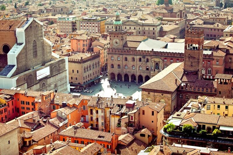 İtalya Bolonya