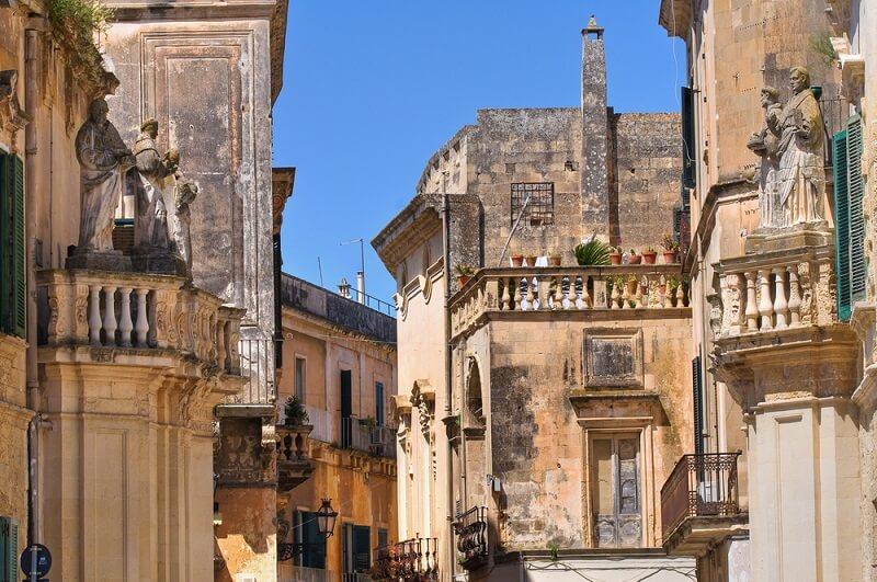 İtalya Lecce