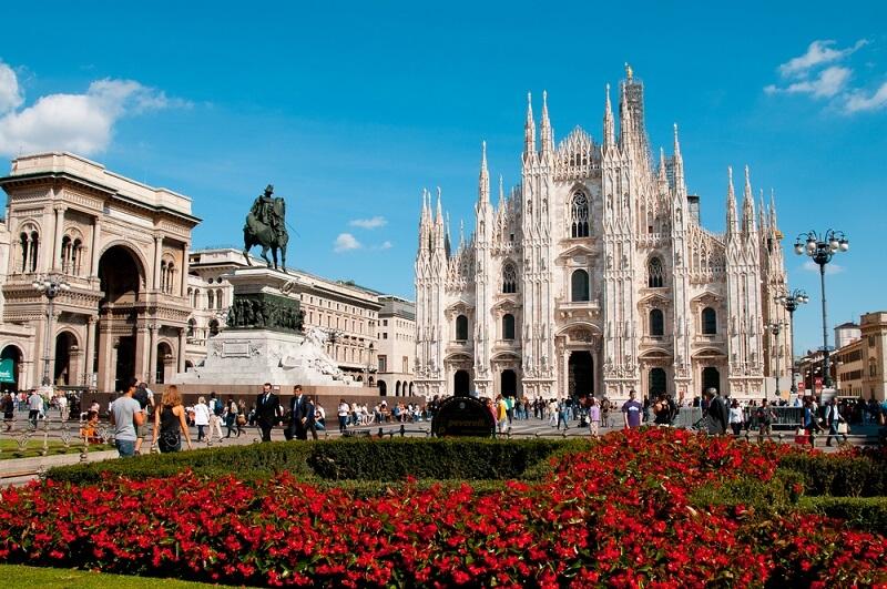 İtalya Milano