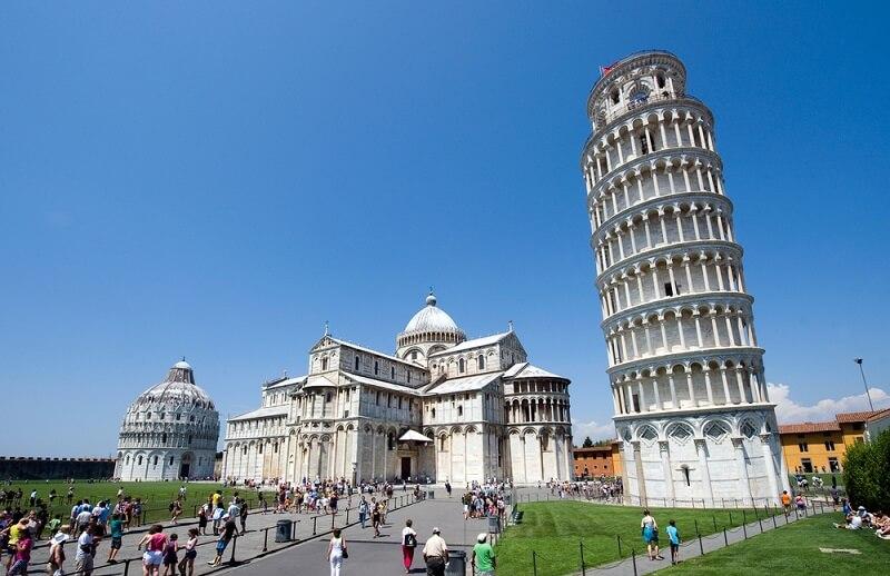 İtalya Pisa