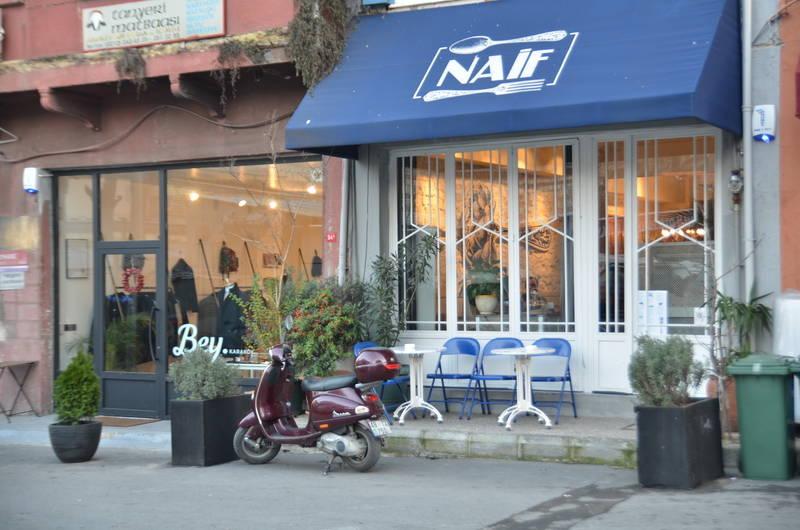 Naif Karaköy