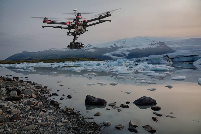 İzleme Dronları