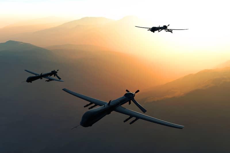 Saldırı Dronları