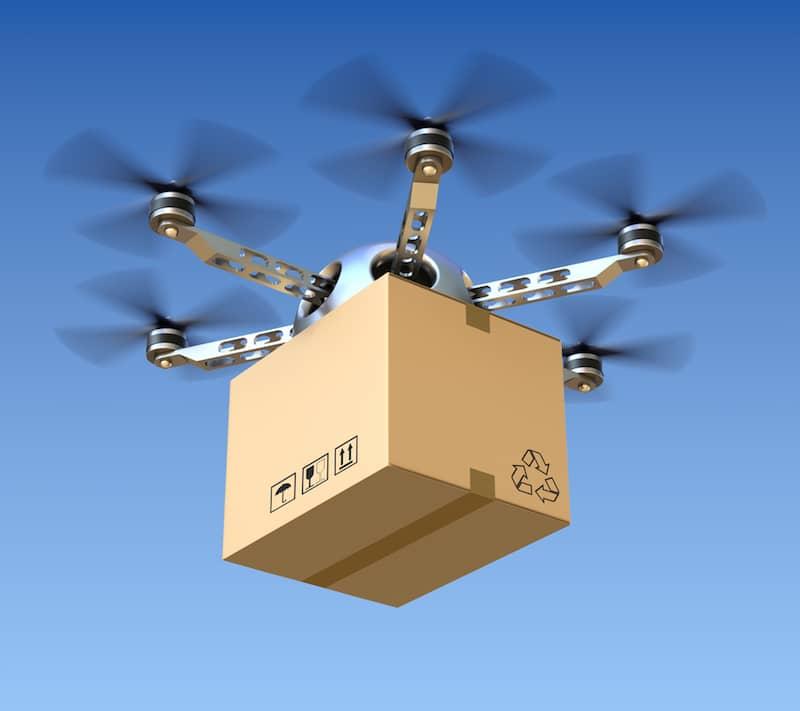 Ulaştırma Dronları