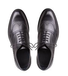 Erkek Aksesuarları Köseli Ayakkabı