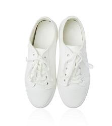 Erkek Aksesuarları Beyaz Ayakkabı
