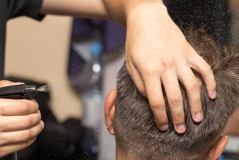Erkek Saç Spreyi