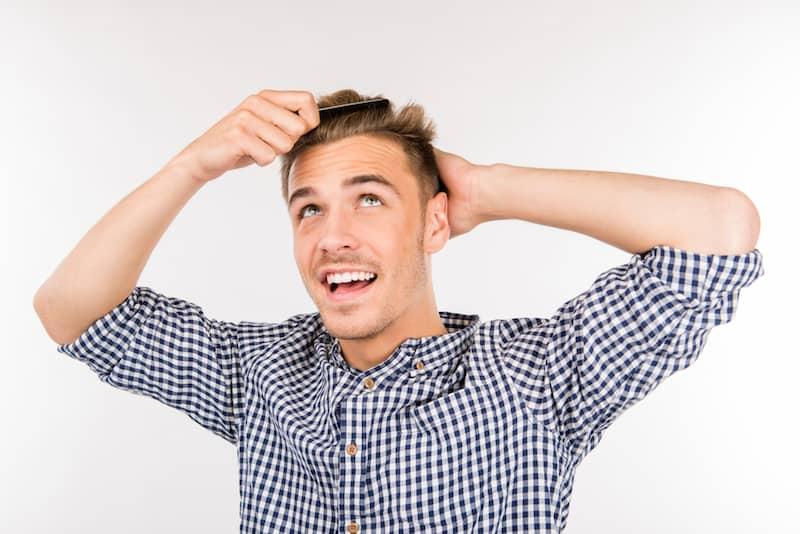 Erkek Saç Bakım Ürünleri