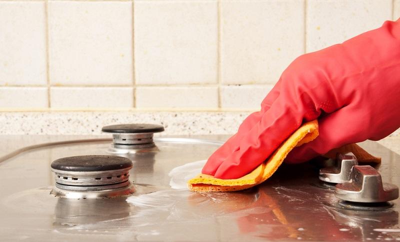 Kullanım Sonrası Temizleme Küçük Mutfak Aletleri