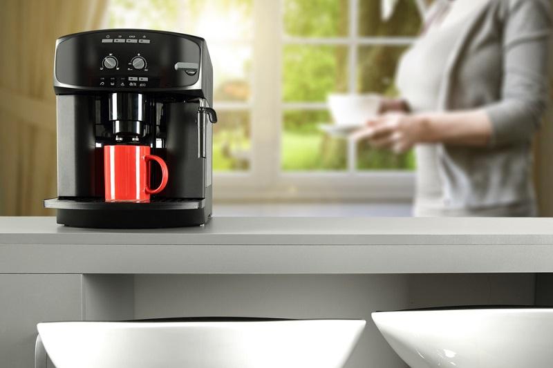 Kahve Makinesi Küçük Mutfak Aletleri
